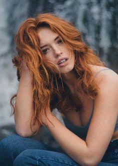 Stram redhead pussy