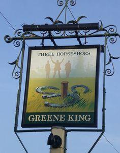 Three Horseshoes, Barrow, Suffolk