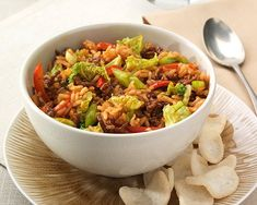 Roerbakrecept met hoisin saus recept