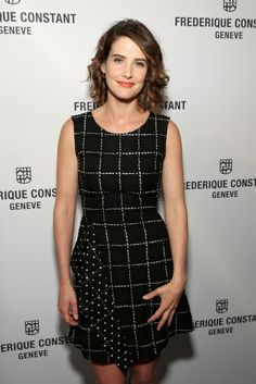 Cobie Smulders Photos - Variety's Power Of Women New York Brought To You By Frederique Constant - Zimbio