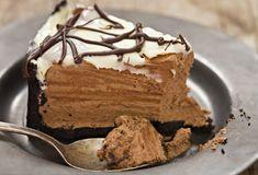 Hiland Dairy | Recipes | Desserts | Chocolate Mousse Cake