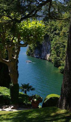 Lake Como, Lombardy, North Italy