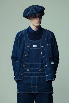 I might as well pin the whole lookbook NEIGHBORHOOD 2014 Fall/Winter