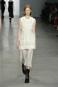 2014 Calvin Klein Sonbahar-Kış Koleksiyonu