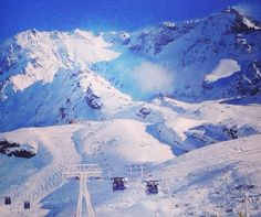 #skiing #Val Thorens #Les 3 Vallees