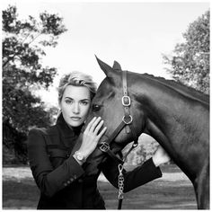 Kate Winslet - Photographed by Miguel Reveriego More