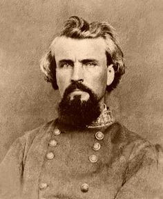 Nathan Bedford Forrest, Confederate cavalry commander