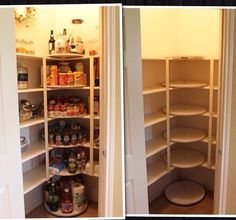 What a Great Way to Ensure You Can Find All The Items in Your Pantry