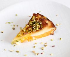 Gâteau moelleux abricots-pistache sans gluten
