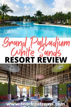 Today I'm sharing my review of the Grand Palladium White Sands, which is a family-friendly all-inclusive resort in Mexico. The Grand Palladium Riviera Maya White Sands is an awesome resort that is perfect for families looking at a midrange budget in Mexico. Family Vacation Destinations, Travel Destinations, Travel With Kids, Family Travel, Grand Palladium Riviera Maya, London With Kids, Sands Resort, Mexico Resorts, Europe Travel Guide