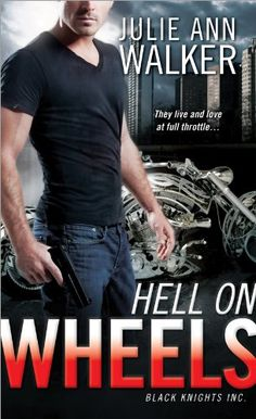 Today's Kindle Daily Deal is Hell on Wheels ($1.99), the first title in the Black Knights Inc. series by Julie Ann Walker.