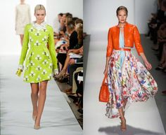 Style Guide: Five Major Spring 2014 Fashion Trends - Style Elixir