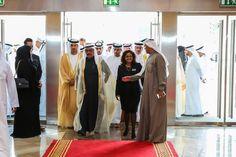 This morning Sheikh H.H. Sheikh Hamdan bin Rashid Al Maktoum, Deputy Ruler of Dubai and Minister of Finance, opened the 42nd edition of Middle East Electricity!