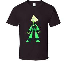 Steven Universe Peridot Crystal Gems T Shirt by CrescendoWear
