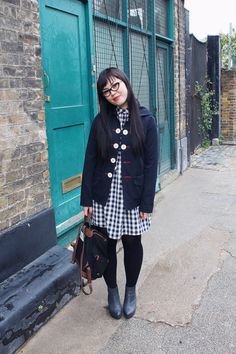 Gray-chelsea-boots-topshop-boots-white-checked-gingham-the-whitepepper-dress