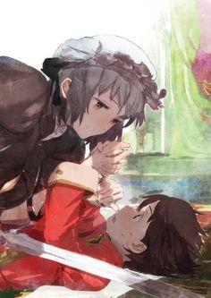 ディンの紋章 Story Drawing, Digital Art Tutorial, Free Anime, Manga Characters, Anime Scenery, Japanese Art, Art Tutorials, Anime Guys, The Help