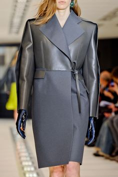 Balenciaga at Paris Fall 2012 (Details)