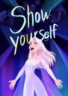 Show Yourself - fan art by on DeviantArt Disney Princess Frozen, Disney Princess Drawings, Disney Princess Pictures, Elsa Frozen, Disney Pictures, Disney Drawings, Disney Frozen Art, Pixar, Frozen Fan Art