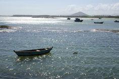 Enseada Azul, em Guarapari - ES. Foto: Sagrilo.