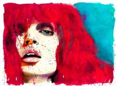 Wspaniałe ilustracje modowe, w wykonaniu Marceli Gutiérrez -