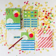 Birthday Party Kit - Fred Aldous