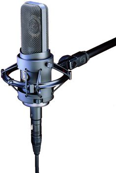Audio-Technica AT4060 Cardioid Tube Condenser Microphone from #VintageKing #AudioTechnica #AT4060