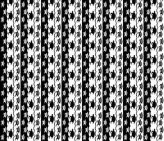turtles fabric by steenta on Spoonflower - custom fabric