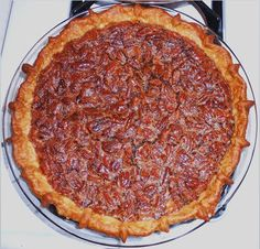 Mississippi Pecan Pie - Tastiest Thanksgiving Ever | The Road to Domestication