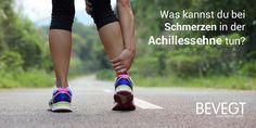 Achillessehnenschmerzen gehören zu den häufigsten Läuferproblemen. In diesem Beitrag erfährst du wie sie entstehen und was du dagegen tun kannst.