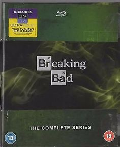 #Breaking bad. series 1-5 #complete #blu-ray box set,  View more on the LINK: 	http://www.zeppy.io/product/gb/2/401263167337/