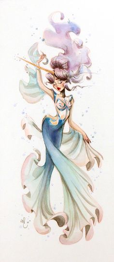 Whitney Pollett, Dancing Bettawhal - Splish Splash, Nucleus Gallery