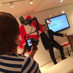 KI CEO Dick Resch has been to EVERY single NeoCon. As in, the history of #NeoCon15 #neoconography #likeaboss