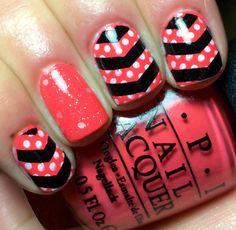 Nails by an OPI Addict #nail #nails #nailart