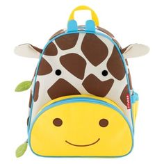Una jirafa mochila, ¿te gusta? #GoodCareSupreme