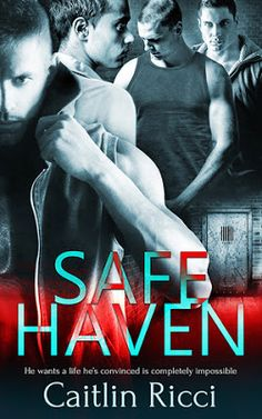 Safe Haven by @CaitlinRicci - @debbiereadsbook - Debbie, @PridePublishing, #Contemporary, #M_M, #Ménage, #Multi_Partners, #Sweet, 4 out of 5 (very good) - November