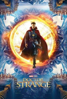 Marvel and Disney released the full trailer for Doctor Strange at Comic-Con featuring Benedict Cumberbatch as the Scorserer Supreme. Marvel Doctor Strange, Doctor Strange Trailer, Doctor Strange Poster, San Diego Comic Con, New Movies, Good Movies, Movies Online, Watch Movies, Imdb Movies