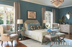 Jeff Lewis Paint: Lake