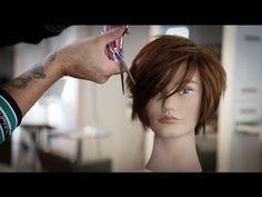 155 Cute Short Layered Haircuts (with Tutorial) Celebrity Short Haircuts, Short Shaggy Haircuts, Haircuts For Long Hair, Hairstyles Haircuts, Meg Ryan Haircuts, Haircut Short, Pixie Haircut, Medium Hair Cuts, Short Hair Cuts