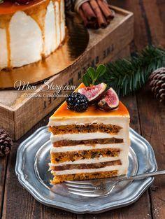 Recipes dessert easy breakfast 45 ideas for 2019 Easy Cake Recipes, Easy Desserts, Sweet Recipes, Baking Recipes, Dessert Recipes, Berry Cake, Sweet Pastries, Breakfast Dessert, Breakfast Recipes