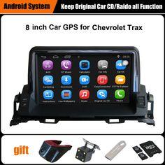 Upgraded Original Car Radio Player Suit to Chevrolet Trax GPS Navigation Car Video Player WiFi Bluetooth Mirror-link RAM 16G