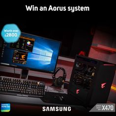 "Mommy Comper Shared: Win AORUS Gaming System and Samsung NVMe SSD – #Giveaways (WW)  <a href=""https://www.mommycomper.com/2018/07/win-aorus-gaming-system-and-samsung-nvme-ssd-giveaway-ww/?utm_source=pinterest.com&utm_medium=social&utm_campaign=Social+Share"" target=""_blank"">To learn more click here.</a>"