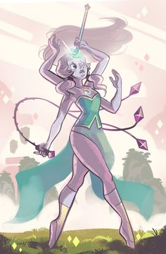 All I wanna do, is see you turn into, a giant woman Ever since I saw this episode I've wanted to draw Opal ♥