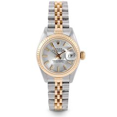 58f9b8e60b234d Rolex Datejust Swiss-Automatic Female Watch 6917 (Certified Pre-Owned).