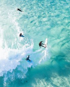 surfs up, ocean life, drone photography, beach aesthetic, summer aesthetic No Wave, Surfing Pictures, Beach Pictures, Water Pictures, Photo Surf, Photo Bleu, Beach Aesthetic, Summer Aesthetic, Waves