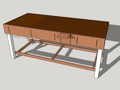faltbarer werktisch bauanleitung zum selber bauen best of 1 2 do projekte in 2018 pinterest. Black Bedroom Furniture Sets. Home Design Ideas