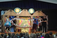 BTGPLAYS! touring production of #Pinocchio