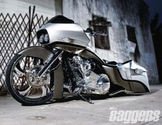 ProCharger Supercharger Blog » ProCharger Powers Up New 120R engine and June issue of Hot Bike Baggers