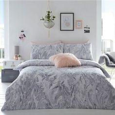 Marble Grey Bedding