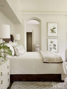 Calm & Collected | Atlanta Homes & Lifestyles.  Richard Tubb Interiors