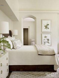Calm & Collected | Atlanta Homes & Lifestyles.  Richard Tubb Interiors